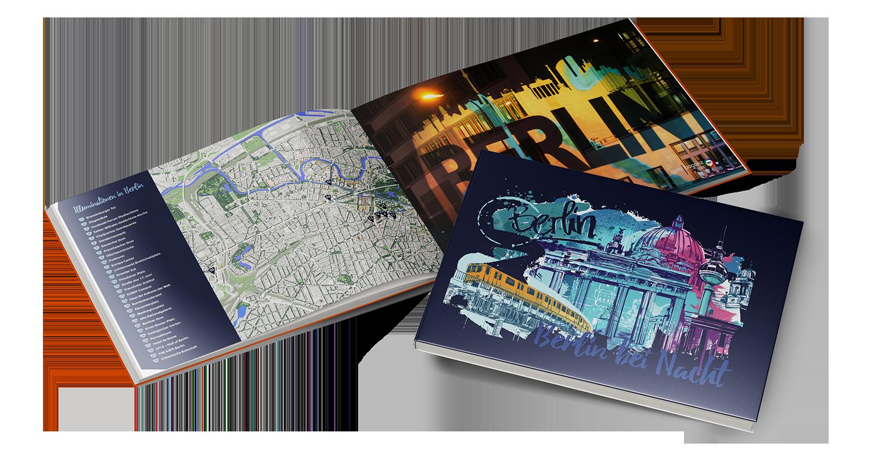 Erlebnisbuch Berlin bei Nacht