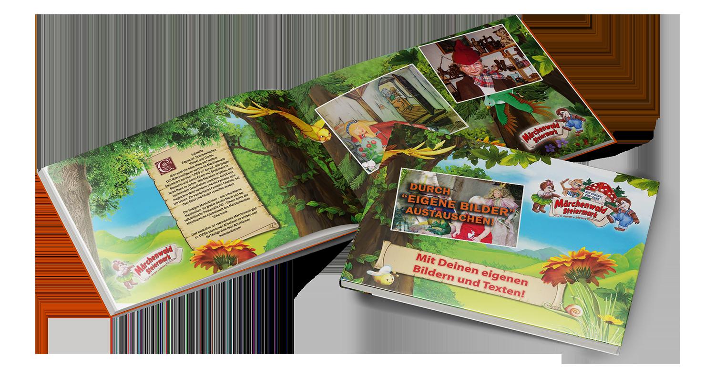 Erlebnisbuch Märchenwald Steiermark