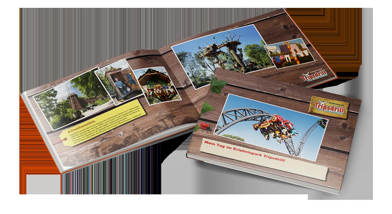 Erlebnisbuch Erlebnispark Tripsdrill