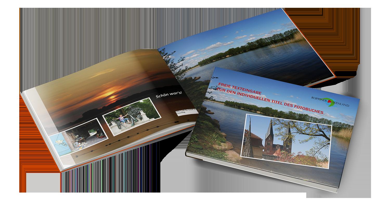 Erlebnisbuch Ruppiner Seenland